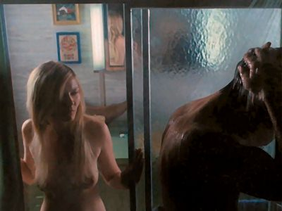 Kirsten Dunst - Topless in the Shower - XVIDEOSCOM