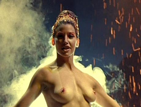 gina gershon topless