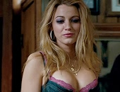 Blake Lively shows massive cleavage and riding Ben Affleck