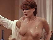 See every last inch of Edwige Fenech naked body in the shower