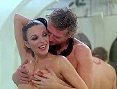 Joan Collins nude massage & orgy in the pool