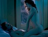 Ashlynn Yennie riding her man & shows full frontal nudity