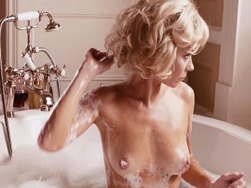 The erotic mirror busty nurse
