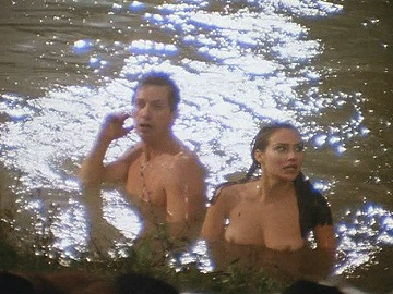 Claire Forlani Topless Paparazzi Nude Celebrity Se Tapes And