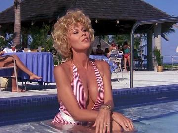 Not Leslie easterbrook big tits nude