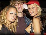 Paris Hilton boob pic